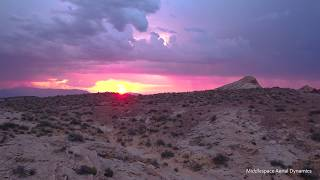 Valley of Fire Drone Aerial Sample
