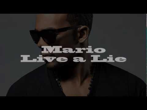 Mario - Live a lie [lyrics on screen]