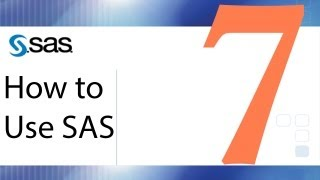 How to Use SAS - Lesson 7 - The One Sample t-Test and Testing for Normality