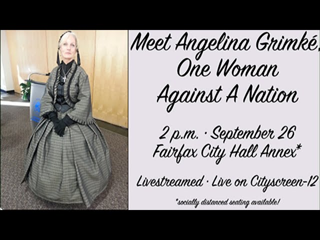 Angelina Grimké: One Woman Against a Nation
