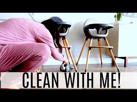 CLEAN MY HOUSE WITH ME