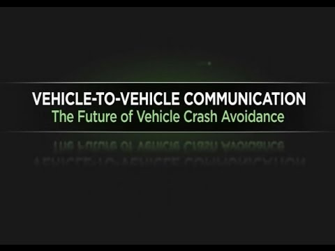Vehicle-To-Vehicle Communication