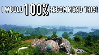 I WOULD 100% RECOMMEND THIS!! | Cat Ba, Vietnam