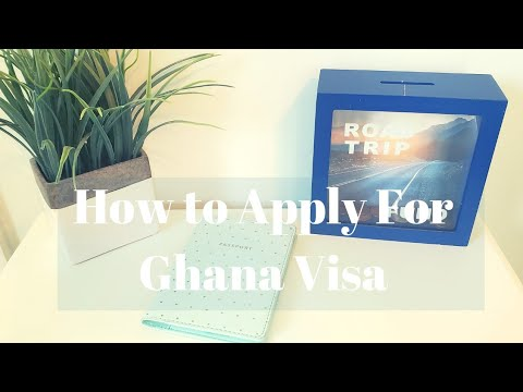 Applying For Ghana Visa As A U.S Citizen