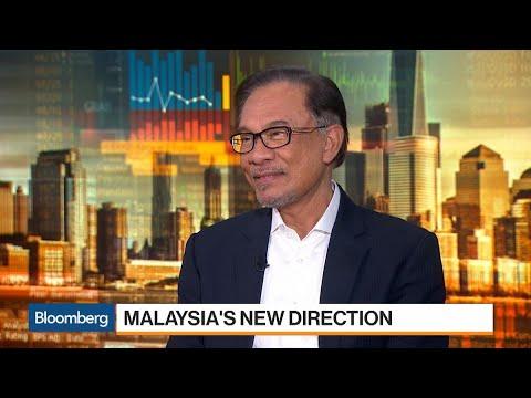 Anwar Ibrahim on Malaysia's Political Environment, 1MDB Scandal