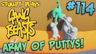 gang beasts 114 army of puttys