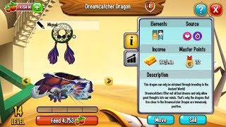 Dragon City | New Dreamcatcher Dragon Full Animation