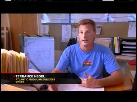 Modern Marvels Featuring Atlantic Modular Builders
