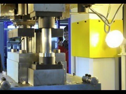 Formability: servo-press machines