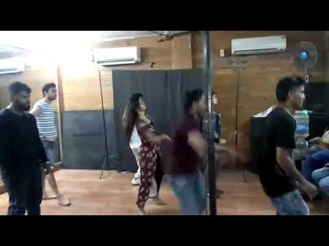 Shantram yeda zhala  ......rehearsal
