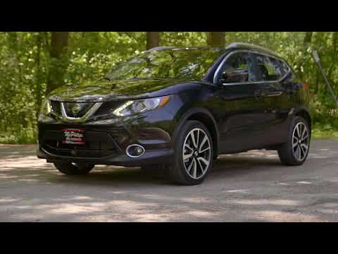 2018 Nissan Qashqai Review | Winnipeg Free Press Autos | McP