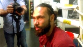 KEITH THURMAN: I'M DOING THIS FOR MAY CAREER, FOR MY LEGACY & MY FOR MY FANS!!