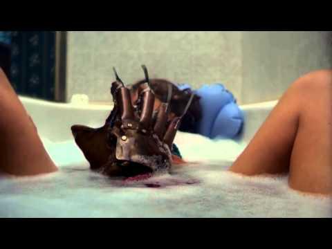 Wes Craven's NIGHTMARE ON ELM STREET (1984) - iconic bathtub scene