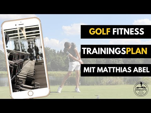 6 Fitnessübungen, die jeder Golfer kennen sollte |BelowPar