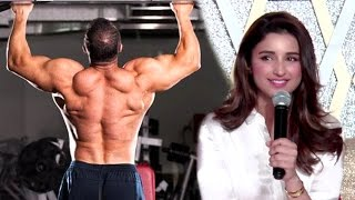 Parineeti Chopra Praises Salman Khan's Body In Public
