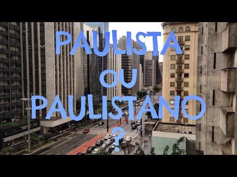 PAULISTA OU PAULISTANO? | Brasileirices