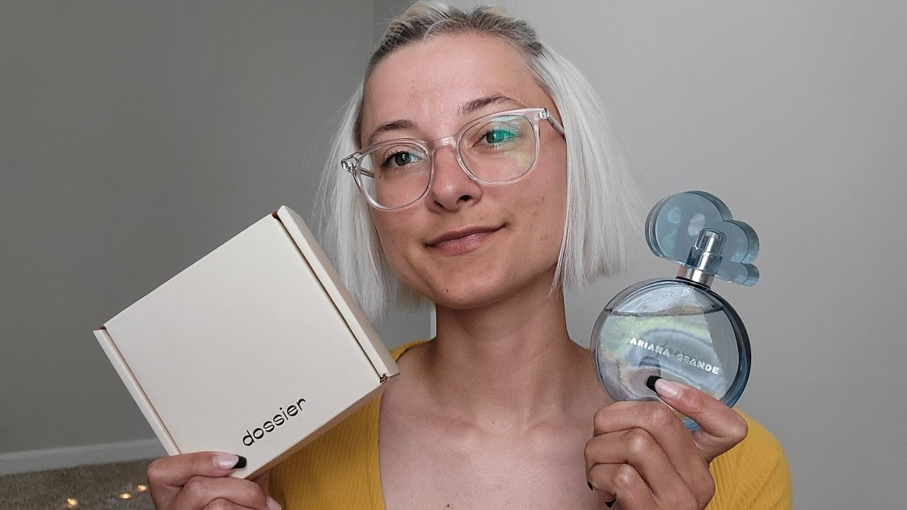 ASMR   Perfume Collection & Soft Spoken Chatting Featuring Dossier