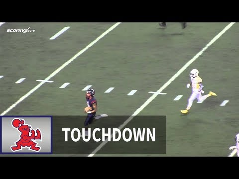 ScoringLive: Mililani vs. Saint Louis - Drew Kobayashi, 76 yard pass from Tua Tagovailoa