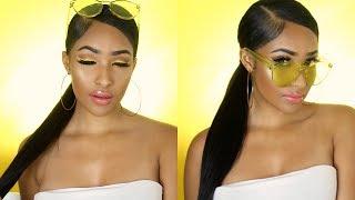 GRWM: Yellow Summer POPPIN Makeup Look! 💛