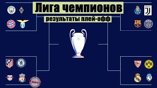 Лига Чемпионов 2021 Известны 2 участника ¼ Результаты расписание