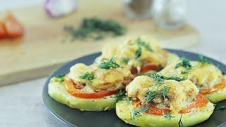 ЦЕЛЫЙ ПРОТИВЕНЬ ВКУСНЯТИНЫ 3 Рецепта вкуснейшей картошки в духовке У вас будут просить добавку