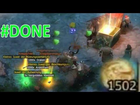 Drakensang Online #225: DIE ENDABRECHNUNG | Tagebuch #52 von YouTube · HD · Dauer:  16 Minuten 51 Sekunden  · 801 Aufrufe · hochgeladen am 01/01/2017 · hochgeladen von cedricxentertainment