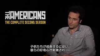 ジ・アメリカンズ 極秘潜入スパイ シーズン4 第13話