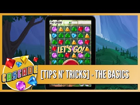 Cascade Tips & Tricks - The Basics