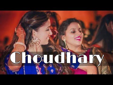Choudhary | Rajasthani folk song | mera hiwde me jaagi | wedding Choreography