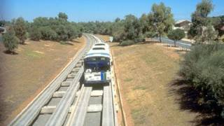 Adelaide O-Bahn Part1