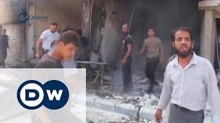 Кого бомбят российские ВВС в Сирии?