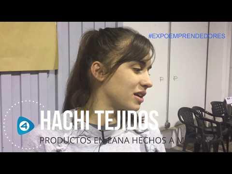 Emprendedores Varelenses: Hachi Tejidos, productos de lana hechos a mano
