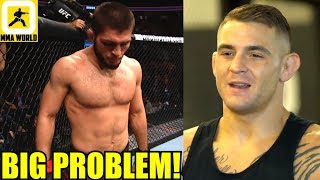 Khabib will be in a world of sh!t if he gets tired against Dustin Poirier,Pettis on Nate Diaz