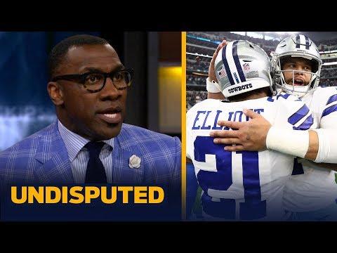 Dak Prescott needs Ezekiel Elliott just as much as Amari Cooper  Shannon Sharpe | NFL | UNDISPUTED
