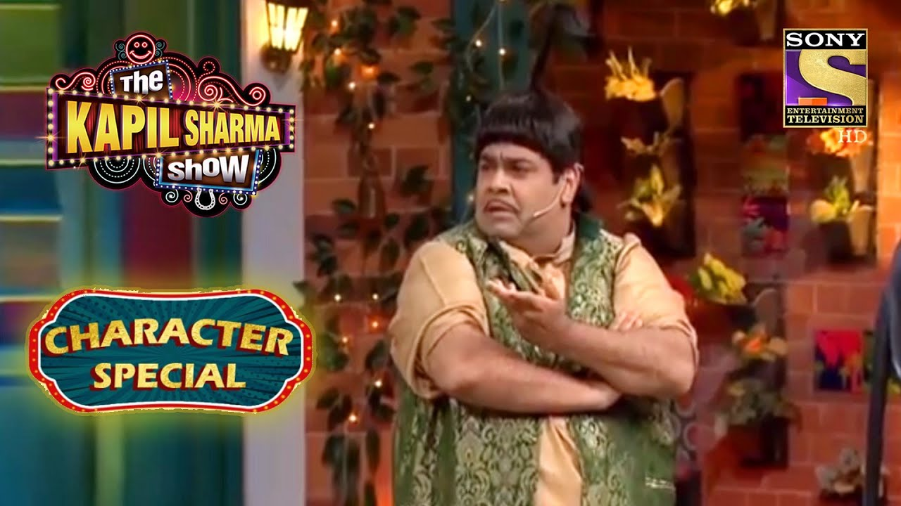 Bachcha's Dismay Over His Buffalo's Fling  | The Kapil Sharma Show Season 2 | Character Special