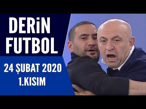 Derin Futbol 24 Şubat 2020 Kısım 1/3 – Beyaz TV