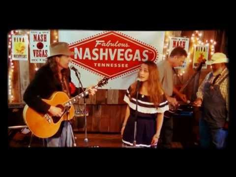 "Heather Holland & Geo. Hamilton V: ""Blue Eyes Crying In The Rain"" --  ""Viva! NashVegas® Radio Show"""