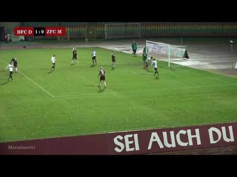 BFC Dynamo - ZFC Meuselwitz,14.Spieltag 2014