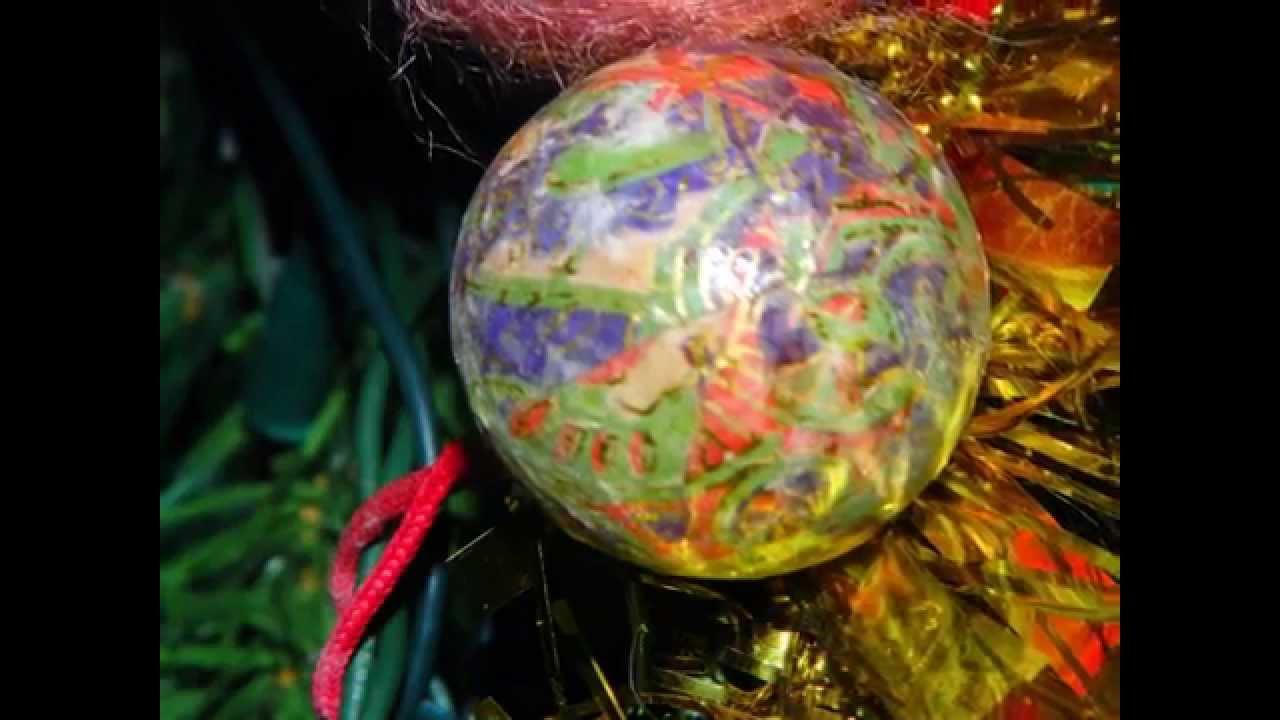 decorazione e luci natalizie vintage/ vintage christmas ornaments ... - Decorazioni E Luci Natalizie