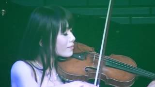 全豪No.1ヴァイオリニスト石川綾子が、天空の城ラピュタ「君をのせて」...