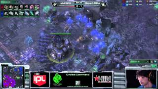 DongRaeGu vs MMA - Game 4 - IPL at Hot Import Nights Losers Final - StarCraft 2