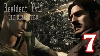 [ITA] Resident Evil HD Remaster Chris Redfield (Part 7) [HD]
