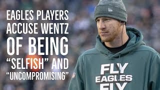 BREAKING: Sources Say Players Prefer Nick Foles over Carson Wentz