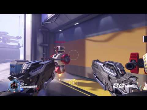 Overwatch: Reaper Soul Globe Spray