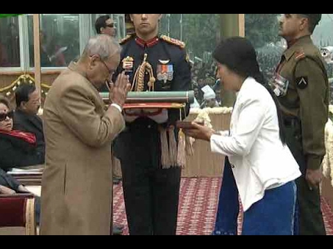 68th Republic Day : President Pranab Mukherjee awards Ashok