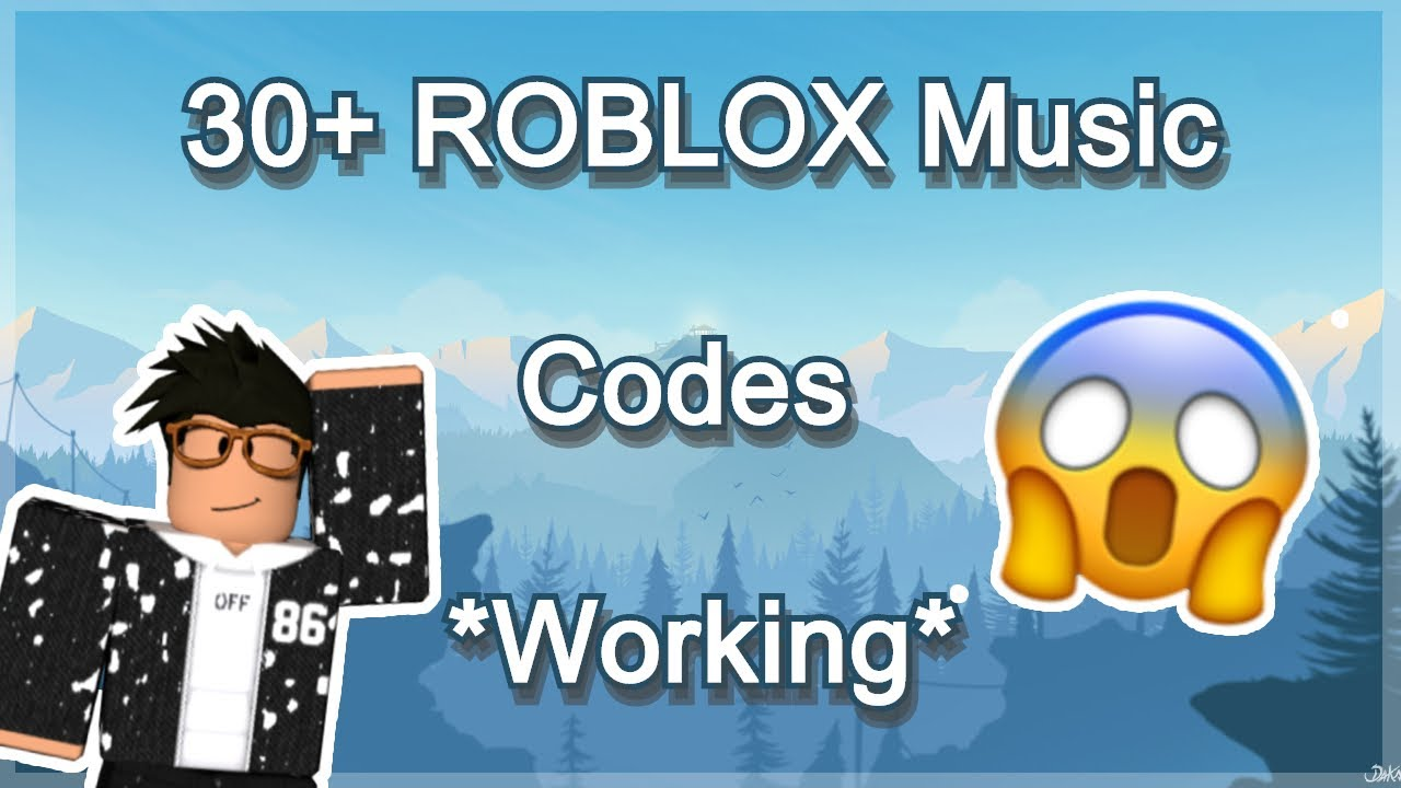 30+ Working Music Codes | ROBLOX | 2020 p-3 - YouTube