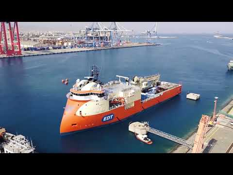 DPII MPSV EDT Jane - Multi-Purpose Support Vessel / Diving Support Vessel Mode - May 2019