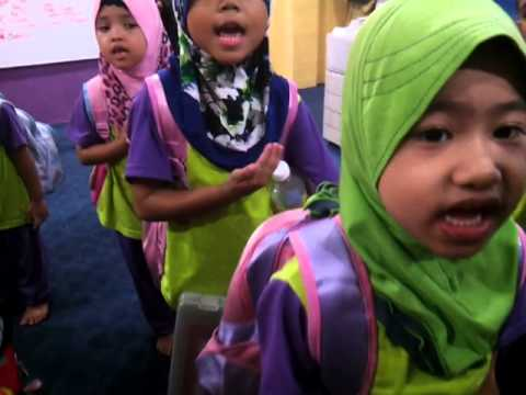 HappyKids Doa After School (AlAsr & Tasbih Kifarah