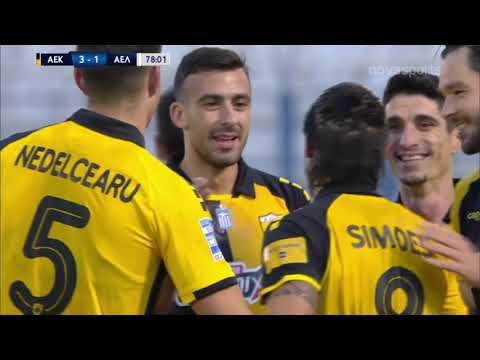 AEK AEL Larissa Goals And Highlights