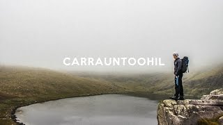 Exploring - Highest Mountain in Ireland!